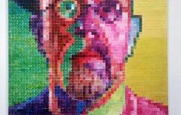چاک کلوز (Chuck Close): کارهای متأخر