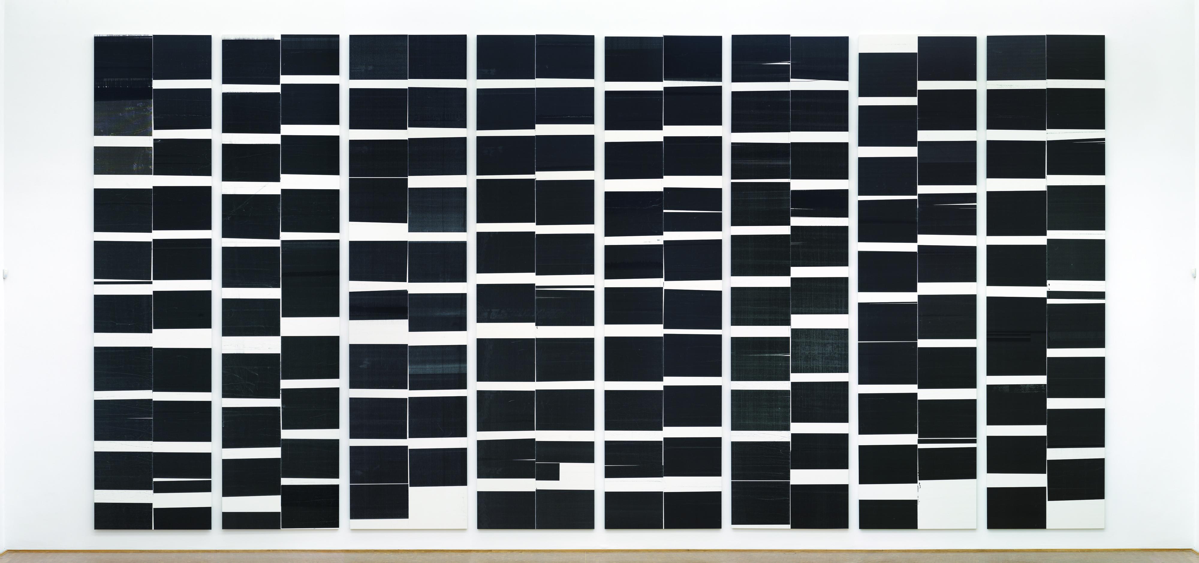 اثر وید گایتون در موزه ویتنی