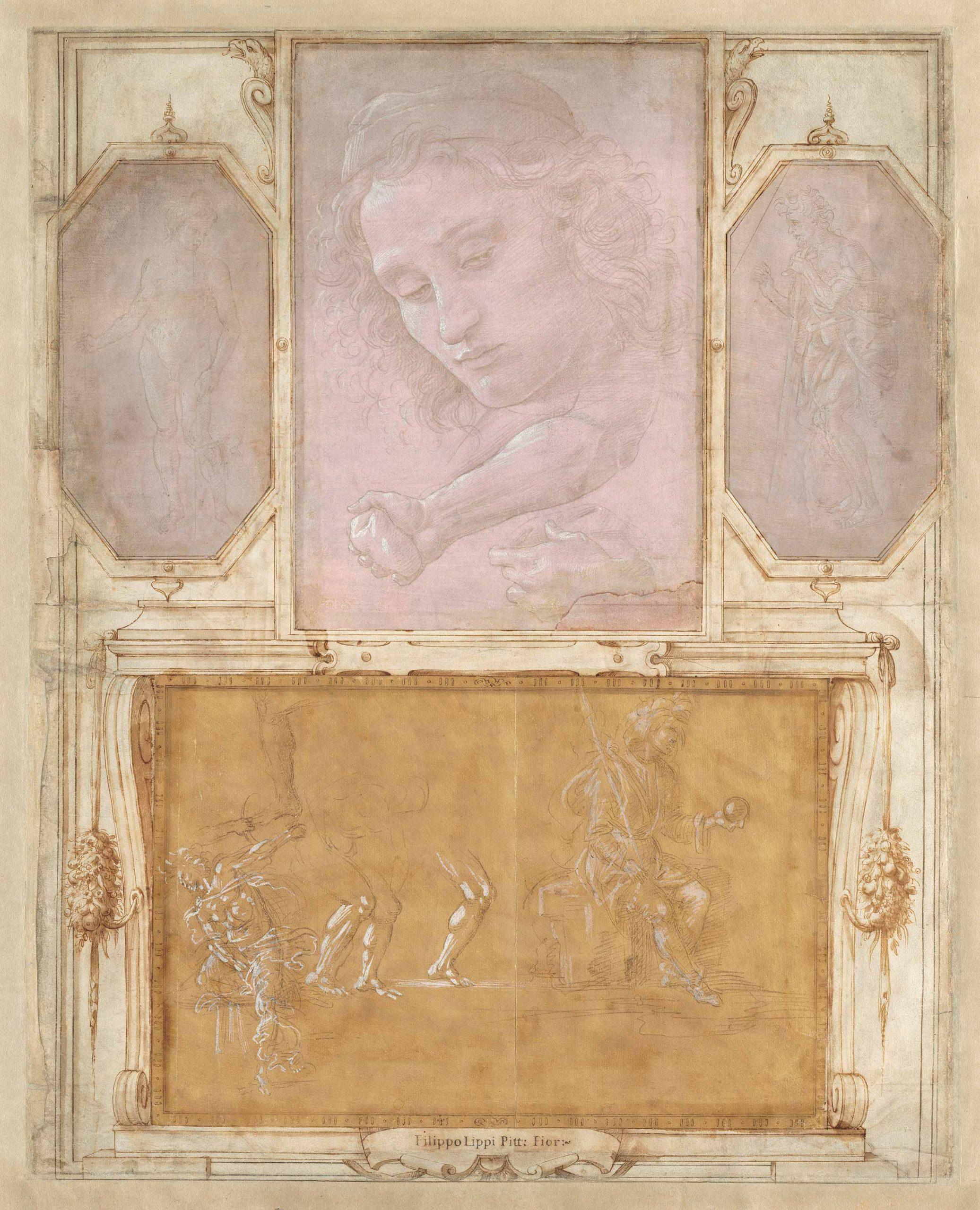 مروری بر نمایشگاه «طراحی با نقره و طلا: لئوناردو تا جاسپر جانز»[۱]  (نویسنده: لارنس شرر) (مترجم: ثنا ولدخانی)