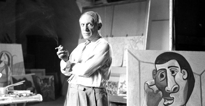 نمایش ۸۵۵ اثر از پابلو پیکاسو متعلق به سالهای ۱۹۰۱ تا ۱۹۰۹
