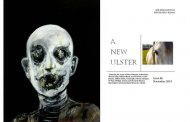 موفقیت یک هنرمند جوان ایرانی در مجله معتبرA new Ulster