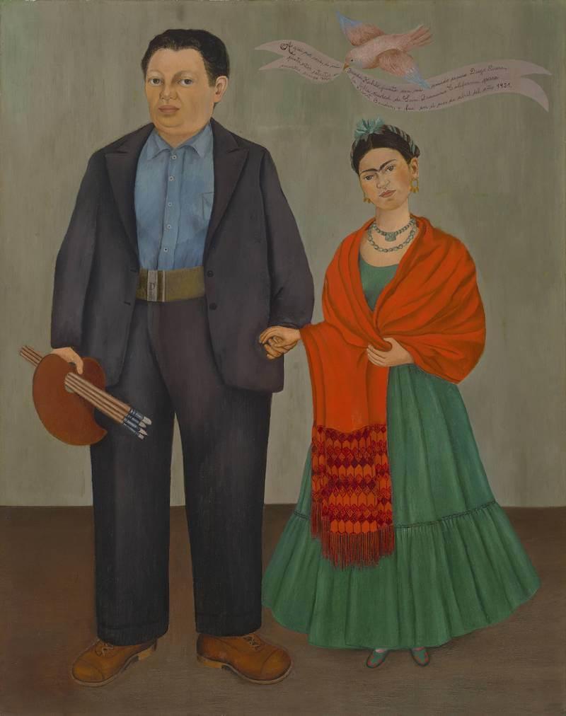 ۰۱- Frida and Diego Rivera