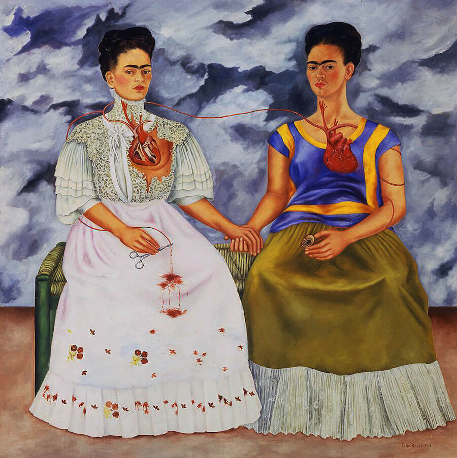 ۰۳- the Two Fridas