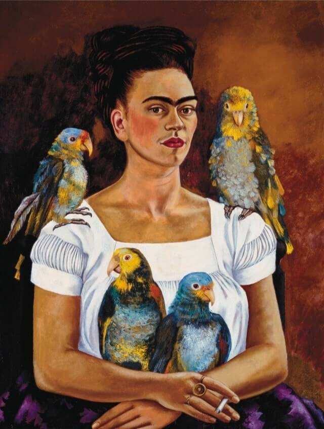۰۵- Me and My Parrots