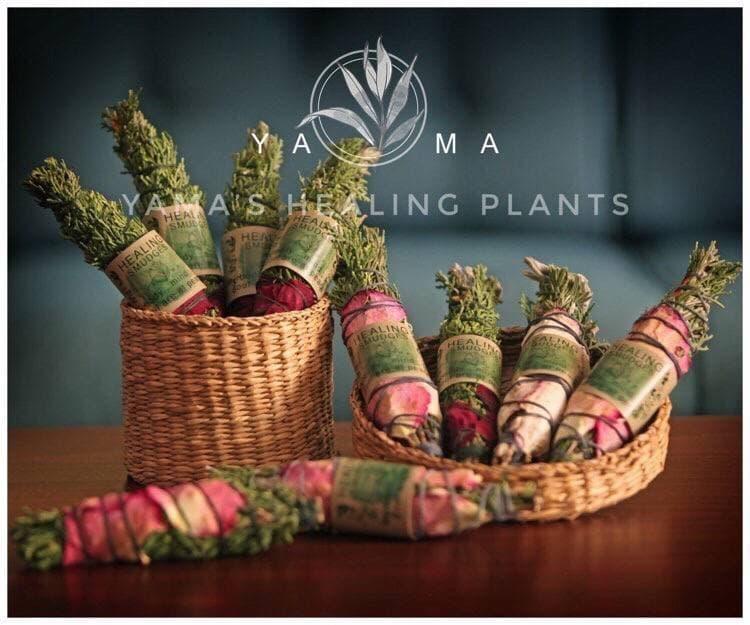 معرفی اسماج یا گیاه پیچ که عودهاى طبیعى هستند با بوى دلنشین