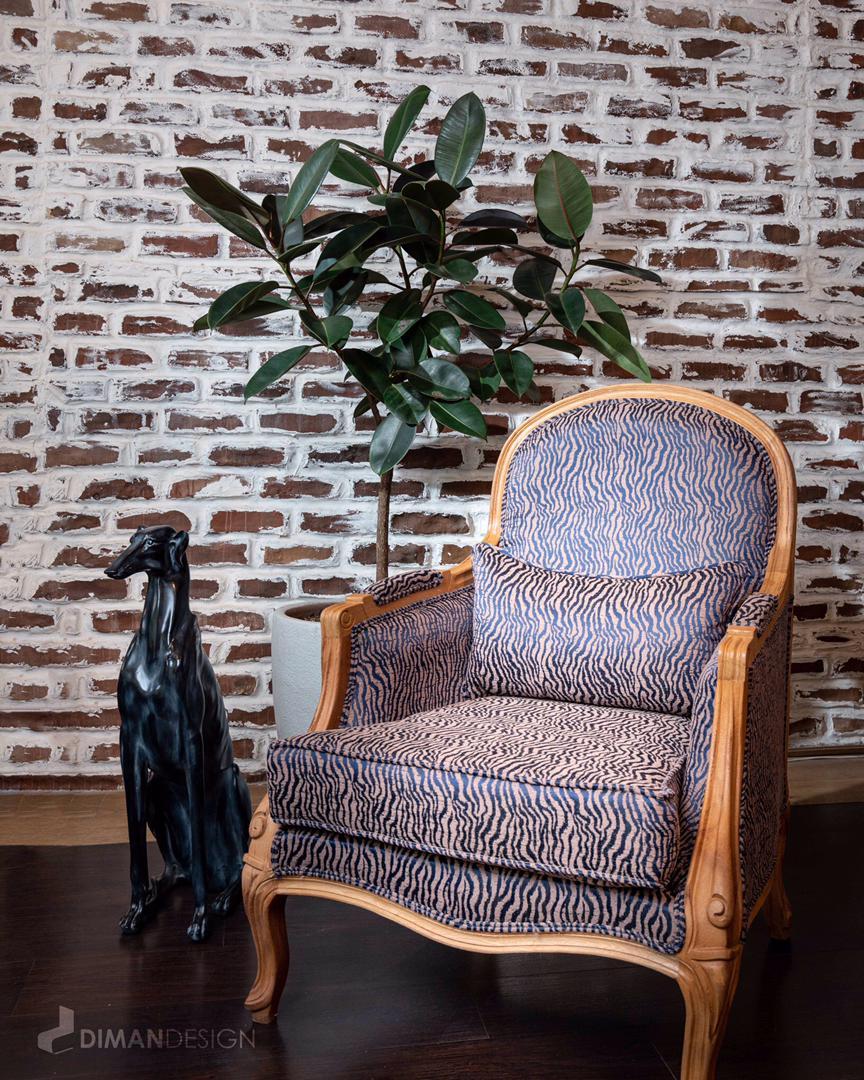 شرکت طراحان دیمان در زمینه مبلمان و مصنوعات چوبی
